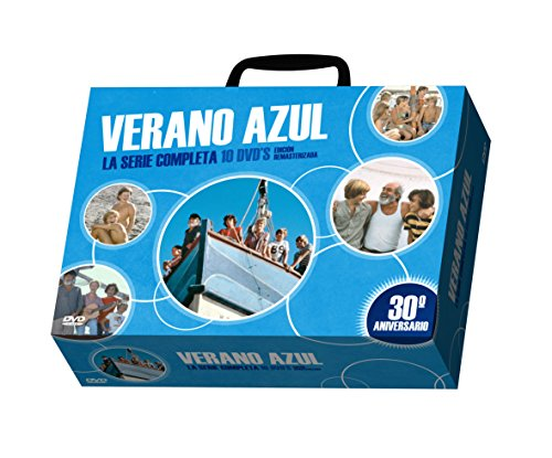 Verano Azul - Serie Completa [10 DVDs] [Spanien Import]
