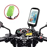 ENONEO Support Telephone Moto étanche Rotation à 360° Support Smartphone Moto...