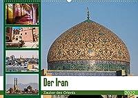 Der Iran - Zauber des Orients (Wandkalender 2022 DIN A2 quer): Eine Reise zu den schoensten Orten des Irans (Monatskalender, 14 Seiten )