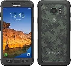 Samsung Galaxy S7 Active G891A 32GB AT&T - Camo Green (Renewed)
