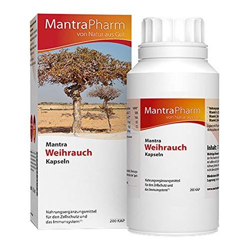 Mantra Weihrauch Kapseln, 200 St