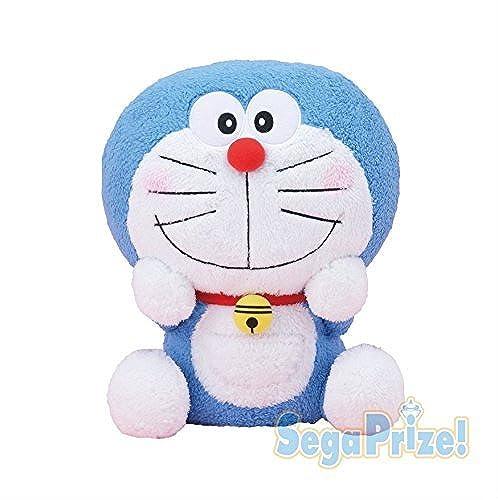 Doraemon mega jumbo tighter and tighter stuffed toy