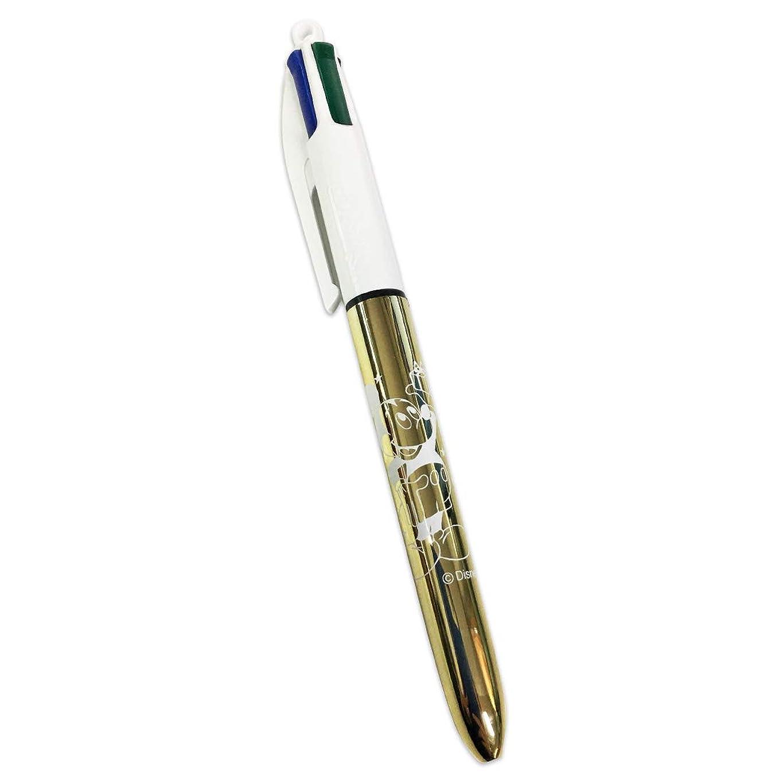 不十分な溶けるすべきディズニー ノスタルジカ 4色ボールペン プレゼント DSST595N