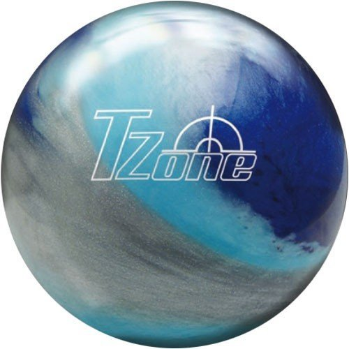Brunswick T-Zone Arctic Blast Bowling Ball, Arctic Blast, 15 lb
