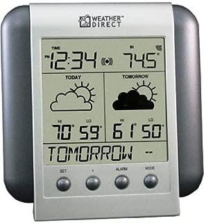 La Crosse Technology Weather Direct WD-2513U 2-Day Internet-Powered Wireless Forecaster