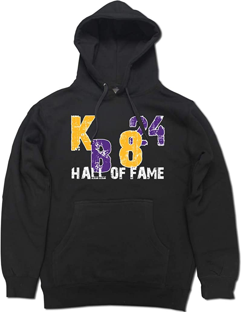 Men's KB 8 24 Hall of Fame Pullover Hooded Sweater