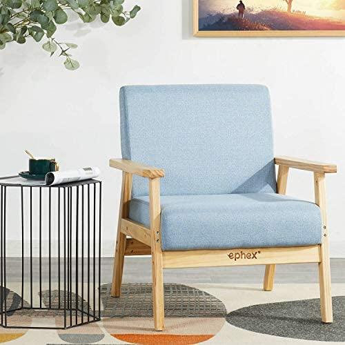 Top 10 Best Wood Accent Chairs of The Year 2020, Buyer Guide With Detailed Features