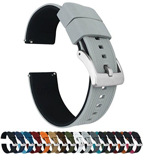 Barton Elite Silicone Watch Bands