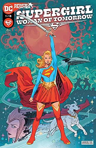 Supergirl: Woman of Tomorrow (2021-) #1 (English Edition)