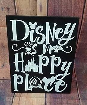 Disney is my Happy Place Disney decor