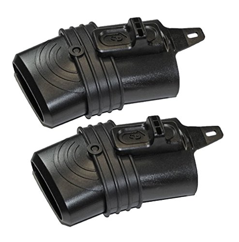 Black and Decker LH5000 Blower 2 Pack Blaster Nozzle # 90525022-2PK