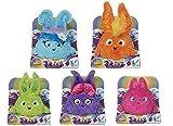 Set of 5 Boxed Sunny Bunnies Soft Plush Toys