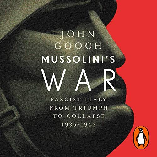 Mussolini's War cover art