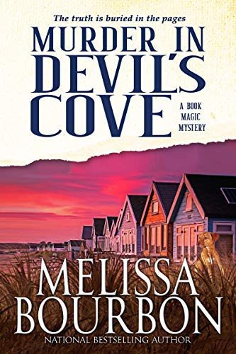 Murder in Devil's Cove: 1st in a new cozy mystery series (A Book Magic Mystery) by [Melissa Bourbon, Wendy Lyn Watson]