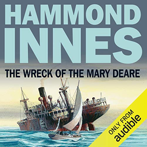 The Wreck of the Mary Deare cover art