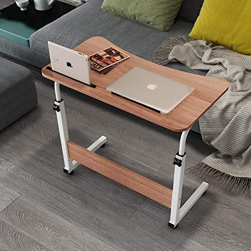 SUMBITOD Medizinische Beistelltische, Heben Mobiler Nachttisch Einfacher Schlafsaal Nachttisch Mobiler Esstisch mit Aufbewahrungstisch (Color : C)