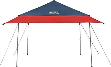مأوى مظلة قابل للتوسيع كولمان   خيمة مظلة قابلة للتعديل   حماية من أشعة الشمس بعامل حماية من أشعة الشمس 50+   30 × 30 أقدام