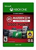 Madden NFL 19: MUT 12000 Madden Points Pack - Xbox One [Digital Code]