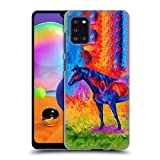 Head Case Designs Officially Licensed Marion Rose Bay Mare Ii Horse Hard Back Case Compatible with Samsung Galaxy A31 (2020)