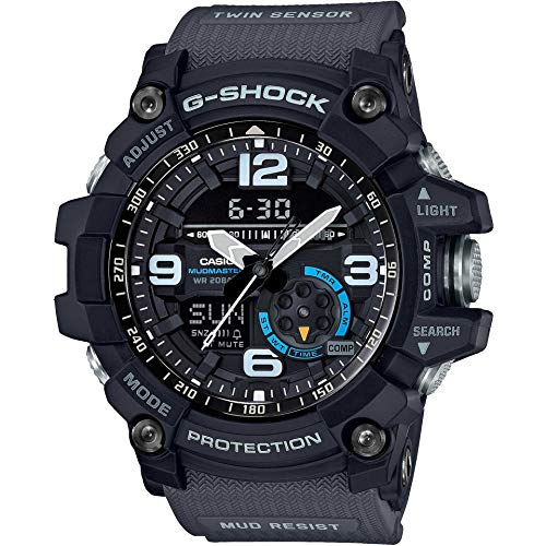 Casio Herren-Uhren Analog, digital Quarz One Size Resin 87578232