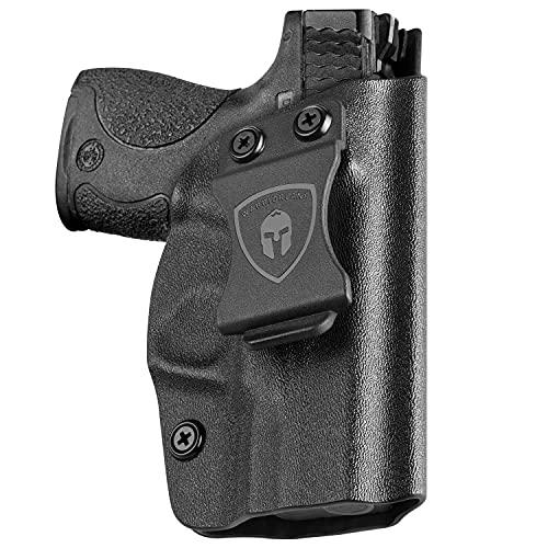 IWB KYDEX Holster Custom Fit: S&W M&P Shield (M1.0/M.20)...