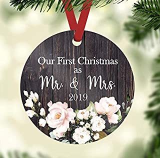 Best our first christmas as mr and mrs shirt Reviews