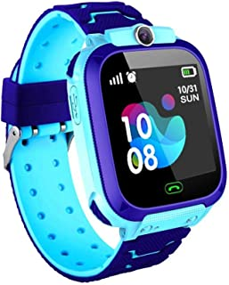 Digital Sport Watch Smart Watches Q12 Smart Watch LBS Kid SmartWatches Baby Watch 44 Inch not Water of Voice Chat GPS Find...