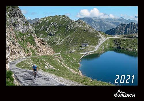 quäldich.de-Rennrad-Kalender 2021: Mit 13 Bildern und 12 Touren durch das Radsport-Jahr 2021