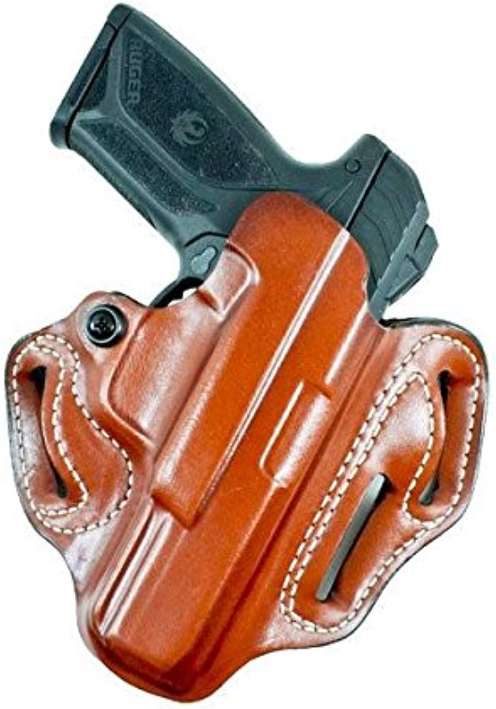 DeSantis Speed Scabbard Ruger Security-9 002TA1IZ0 Gun Belt, Belt