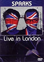 sparks live in london dvd