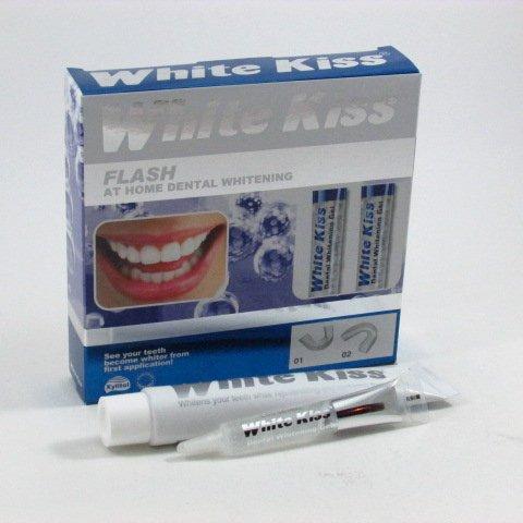 WHITE KISS FLASH 6 ML 2 TUBOS