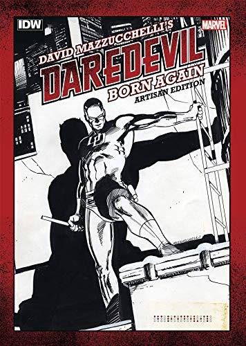 DAVID MAZZUCHELLIS DAREDEVIL BORN AGAIN ARTISAN ED (Artisan Edition)