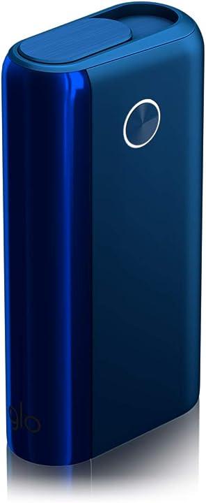 Dispositivo per scaldare il tabacco glo hyper+ sigaretta elettronica new 2021,blu ED179