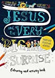 Jesus and the Very Big Surprise Activity Book: Packed With Puzzles and Activities (Tales that Tell the Truth)