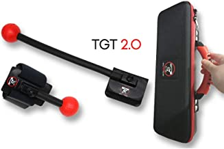 Total Golf Trainer 2.0 Kit - Golf Training Aids - Golf Swing Trainer - Teaches and Corrects Golf Swing, Posture and Hip Rotation, Wrist, Elbow and Arm Position
