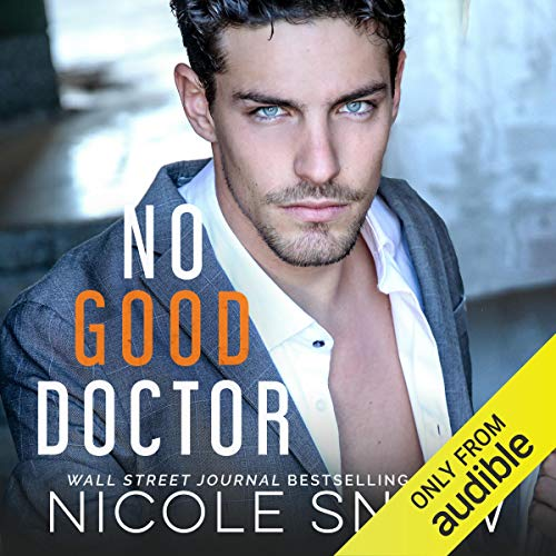 No Good Doctor cover art
