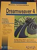 """Dreamweaver 4 (""""manuales imprescindibles"""")"""