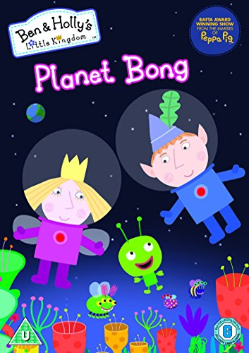 Ben And Holly's Little Kingdom: Planet Bong [DVD] [UK Import]