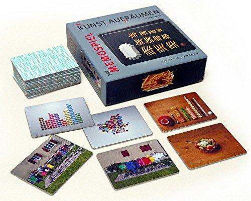 Unbekannt MeterMorphosen 70-0 - Die Kunst, aufzuräumen. Das Memospiel, Spiele und Puzzles