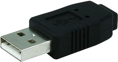Monoprice USB 2.0 A Male to Mini 5 pin (B5) Female Adapter (104817)