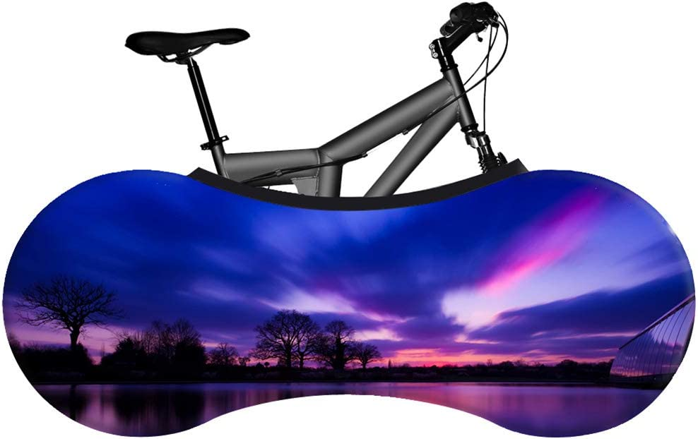 Q-YR 26-28 Arlington Mall Popular Inches Bicycle Wheel Anti-Dust Mountain Indoor Cover