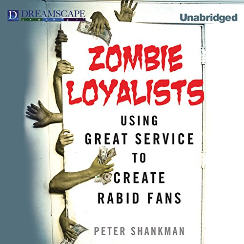 Zombie Loyalists audiobook cover art