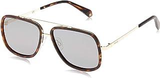 Polaroid Sunglasses For Unisex, Grey PLD 6033/S 086 57LM 57 mm