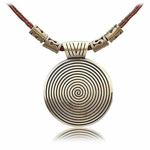 Axiba Europa en de Verenigde Staten Wind arts kleine verse leren trui ketting vrouwelijke draad legering grote sieraden Ketting