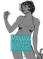 Giuseppe Bergman - Aventures Vénitiennes de Milo Manara