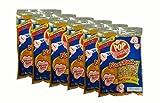 Pop Weaver Naks Pak 8 OZ Butter Flavored Coconut Oil and Popcorn Packs for 6 oz Popper Popping...