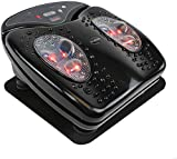 The FootVibe Pro is a powerful tool that combines three types of treatments in one to soothe pain, boost circulation, and speed healing. Infrared Light treatment works as a blood circulation massager, increasing circulation to areas that are sore. Hi...