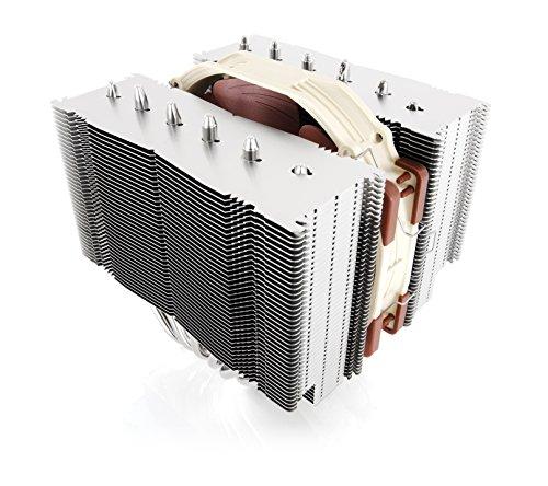 Noctua NH-D15S, Dissipatore di calore a doppia torre di qualità premium per CPU (Marrone)