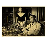 MTHONGYAO Poster Klassiker Alfred Hitchcock Film Retro