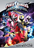 Power Rangers Ninja Steel: Adventure (Volume 5) Episodes 17-20 & Christmas [DVD]